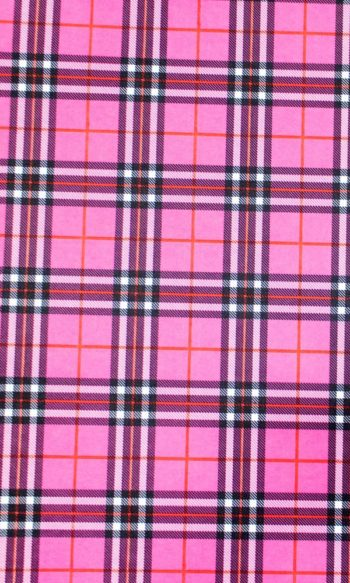 Punk Tartan - Personalized Microfiber Towel - PIMP MY TOWEL