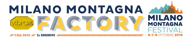 Pimp My Towel will be at Vibram Factory - Milano Montagna 2016 with Kit Montagna